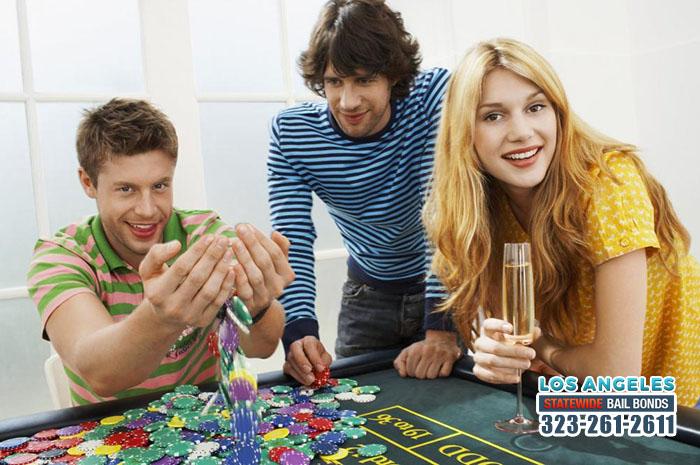 Is gambling allowed in california