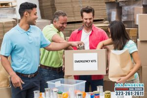 Creating an Emergency Kit for the Great Shakeout