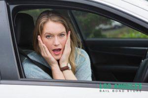 brake checking in california
