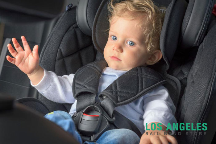 consequences for leaving kids in car