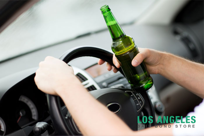 los angeles bail bond store impaired driving