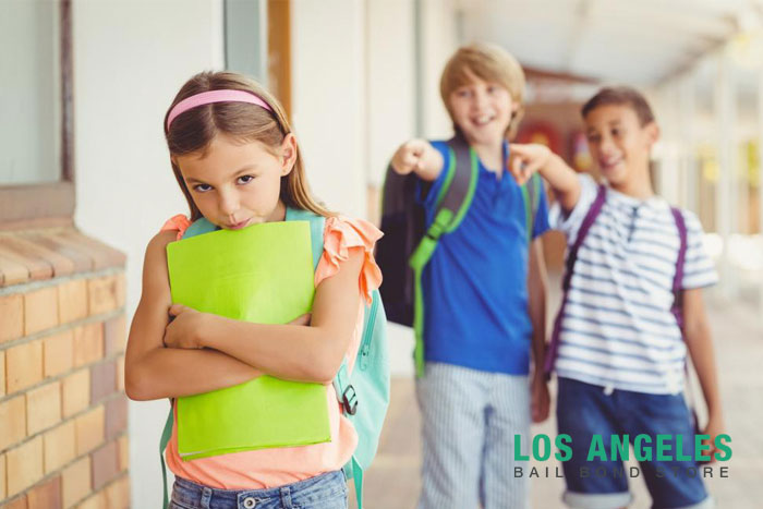 los angeles bail bond store prevent bullying