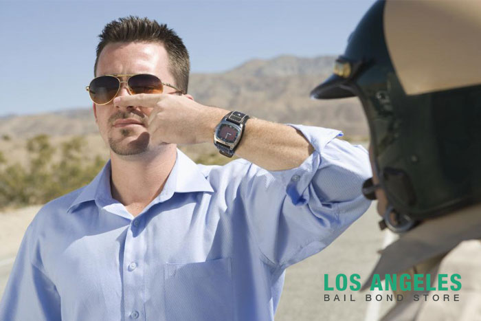 los angeles bail bond store can you refuse a breathalyzer