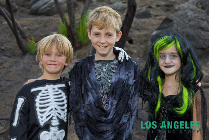 los angeles bail bond store halloween safety tips