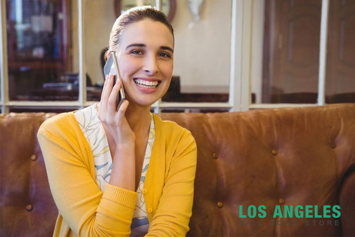 los angeles bail bond store how to release someone from jail