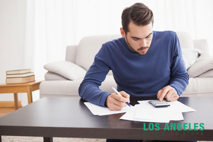 los angeles bail bond store what if you miss a payment