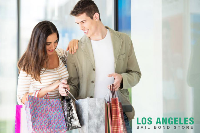 los angeles bail bond store black friday shopping safety tips
