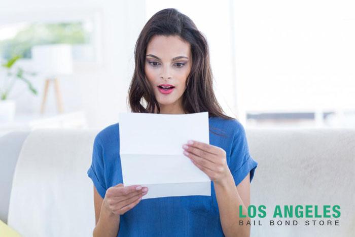 los angeles bail bond store california broken laws