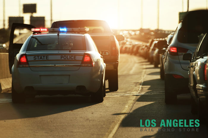 los angeles bail bond store traffic tickets
