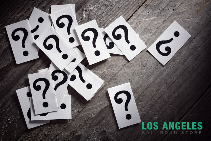 Bail bonds frequently asked questions