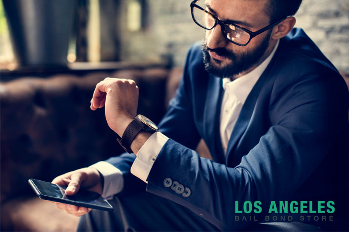 los angeles bail bond store how to prepare for court
