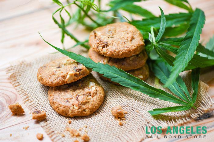 California edible marijuana laws